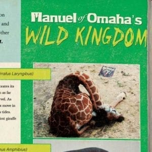 Manuel of Omaha: Wild Kingdom