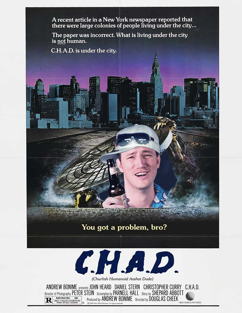 CHAD by Michael David King