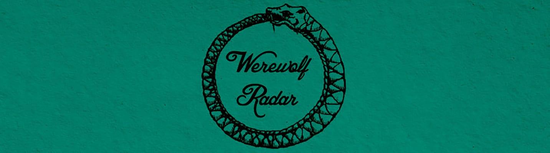 Werewolf Radar logo banner