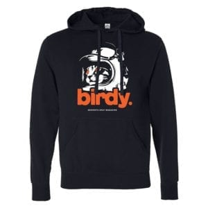 Birdy Cat Pullover Hoodie