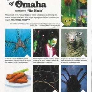 Manuel Of Omaha: The Mimics
