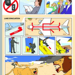 Birdy Safety Card