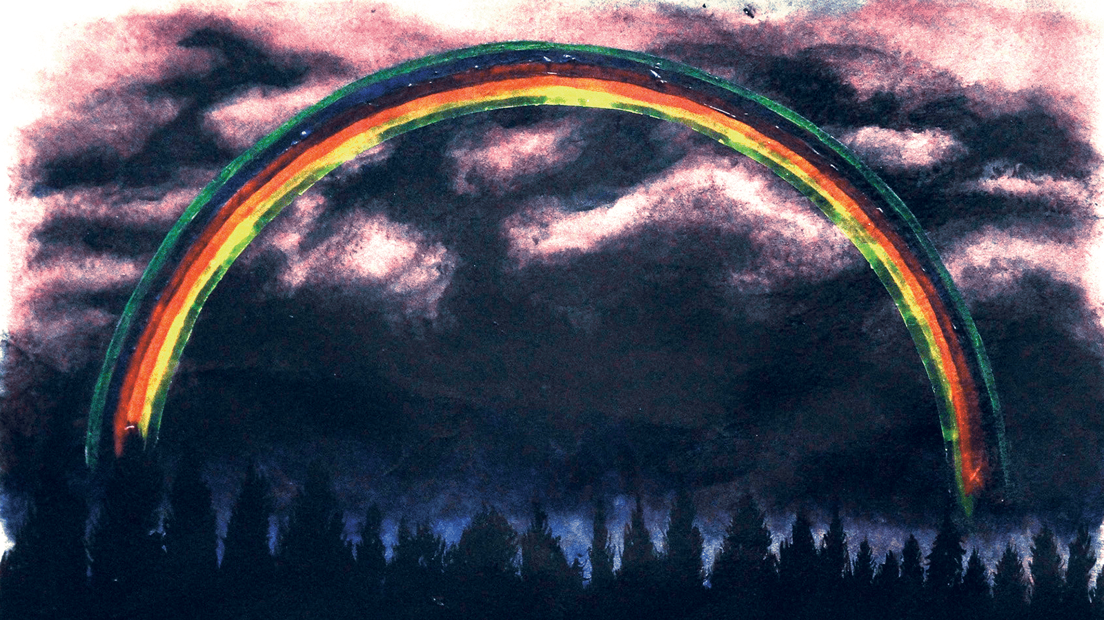 Moonbow by Mariano Oreamuno