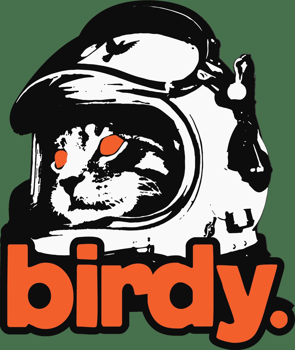 birdy cat