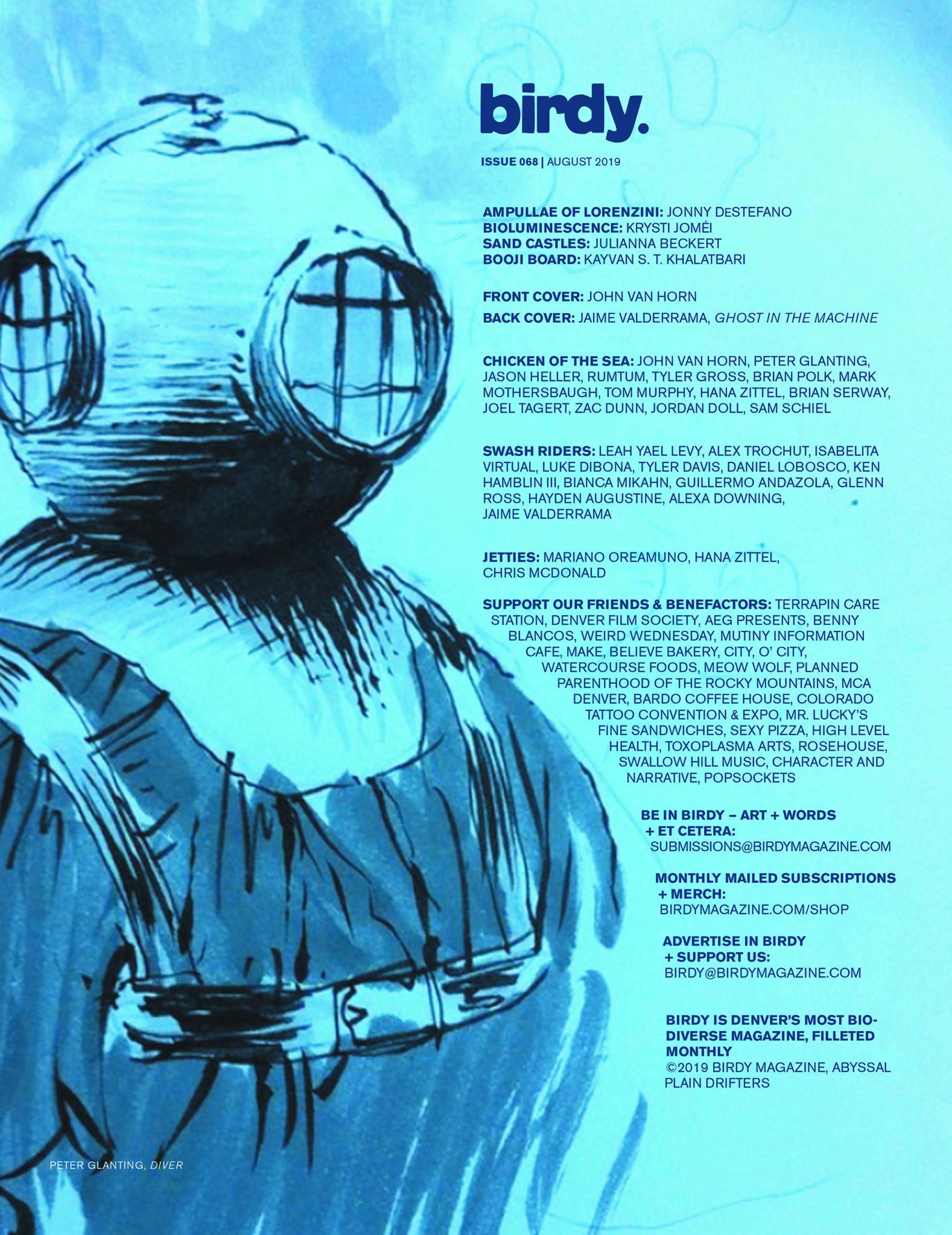 Issue 068 Index