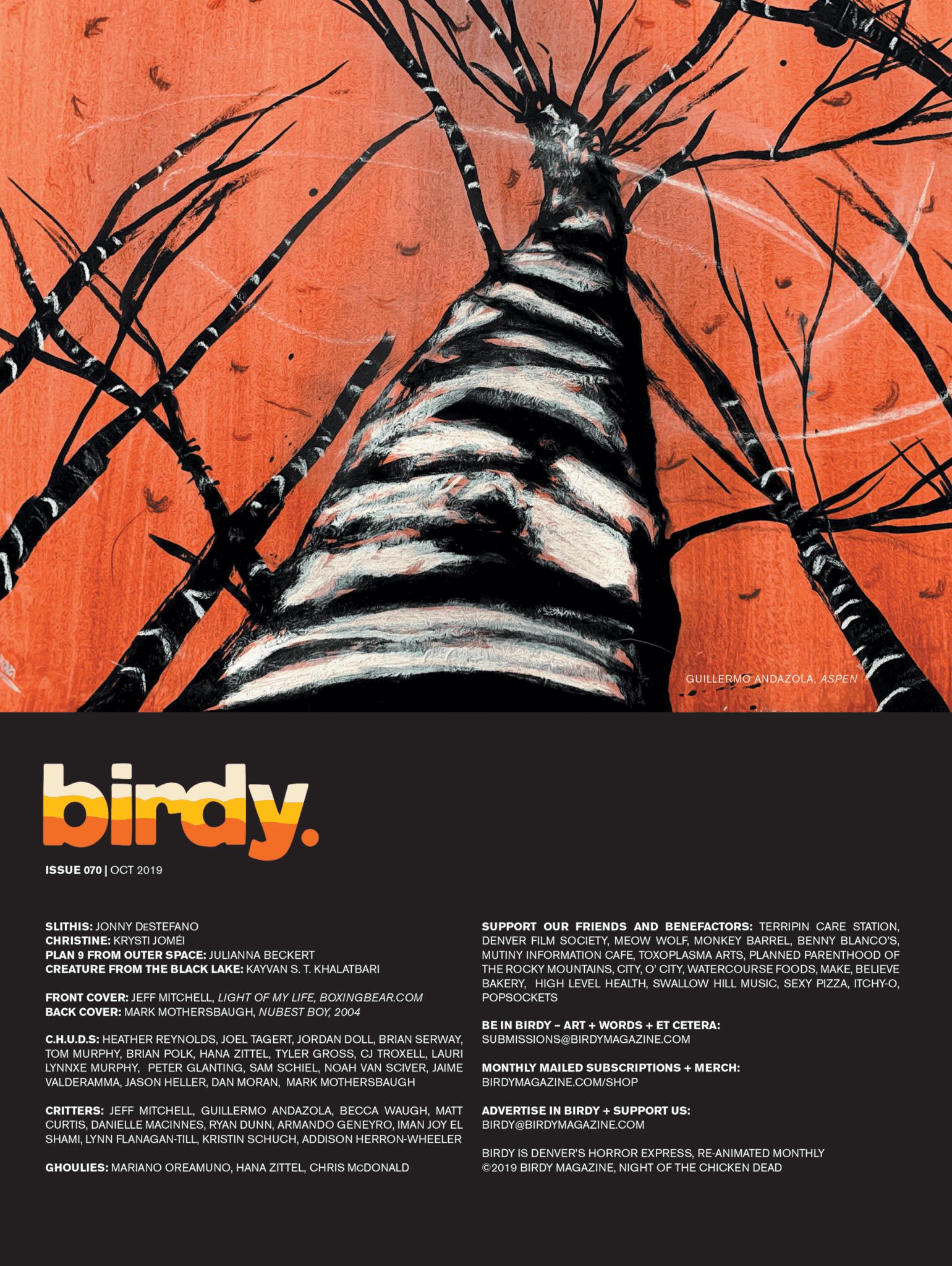Issue 070 Index