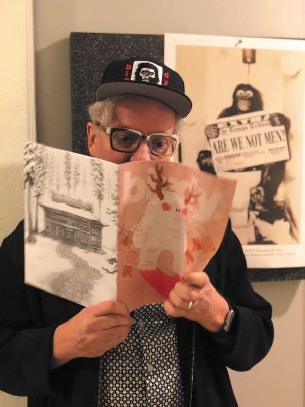 Mark Mothersbaugh reads Birdy