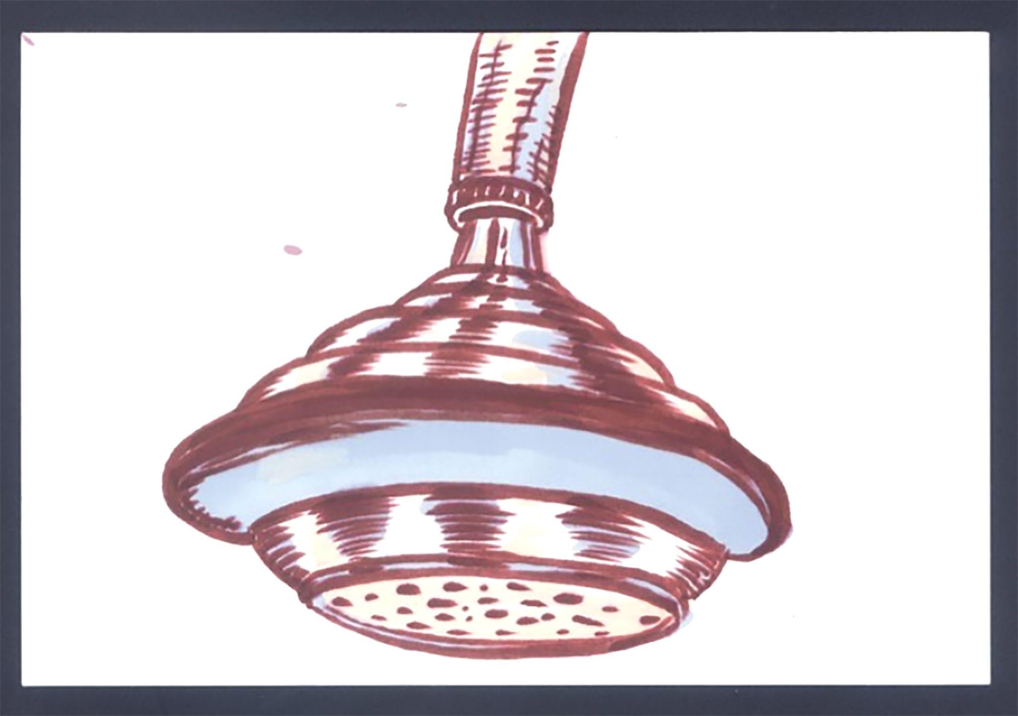 Mark Mothersbaugh artwork Untitled 1996