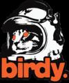 birdy cat logo