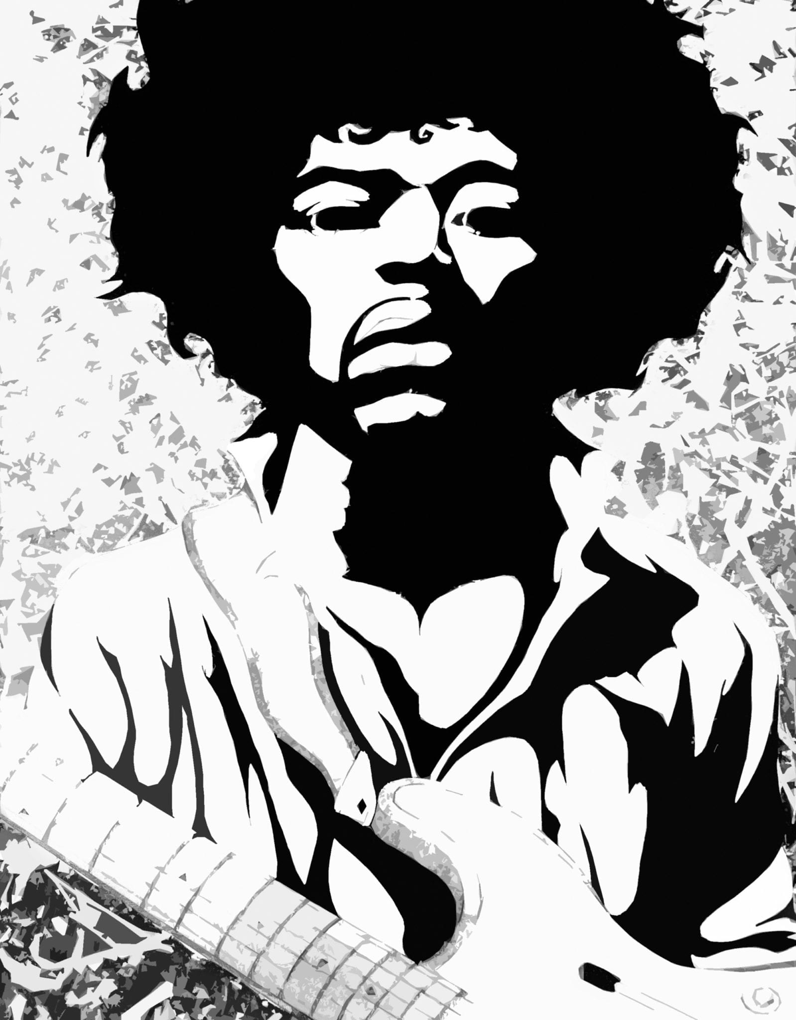 Jimi by Jared Espinoza