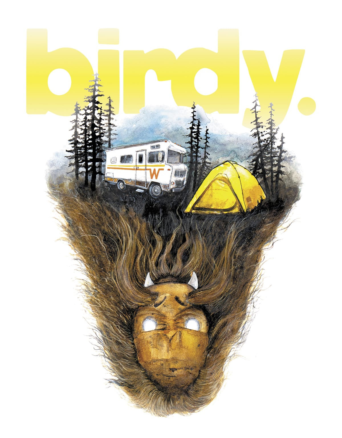 Birdy Issue 079 Cover