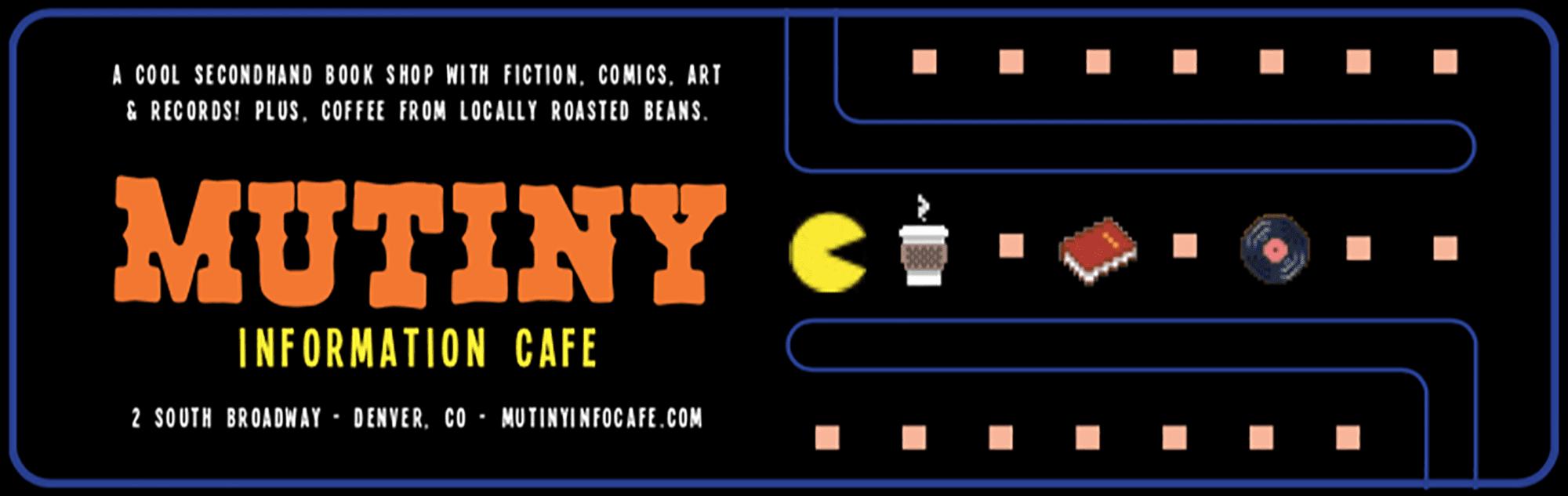 Mutiny Information Cafe