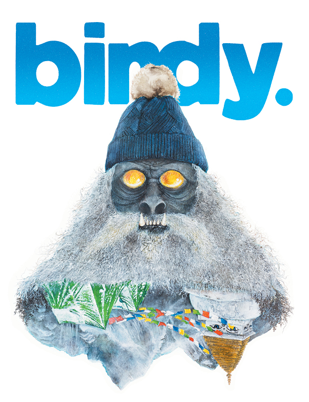 Birdy Issue 084 cover