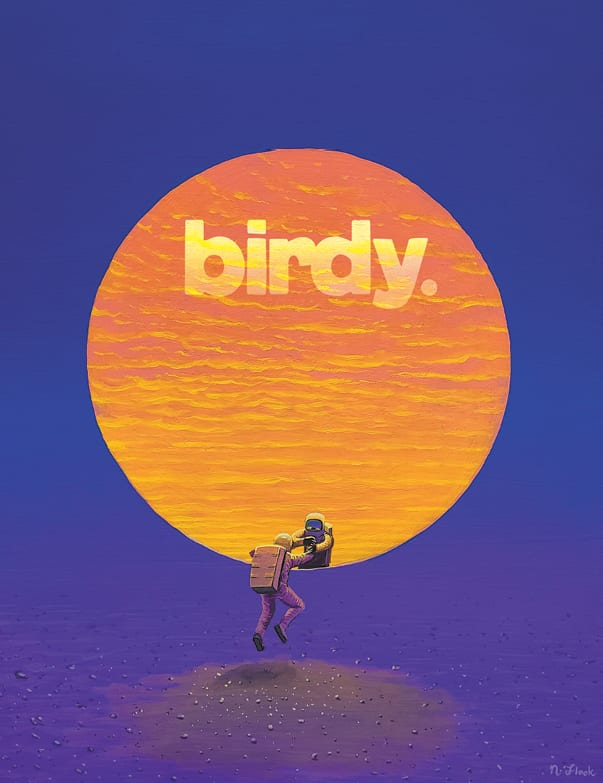 Birdy Issue 086
