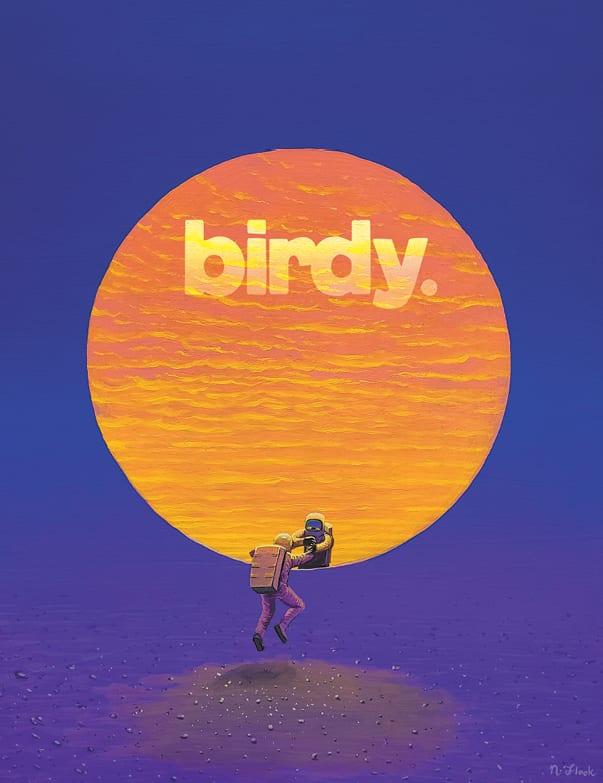 Birdy Issue 086
