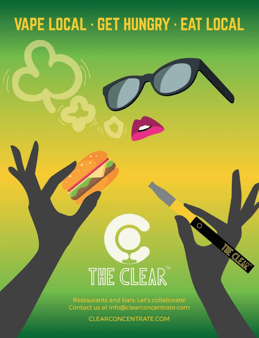 The Clear Cannabis