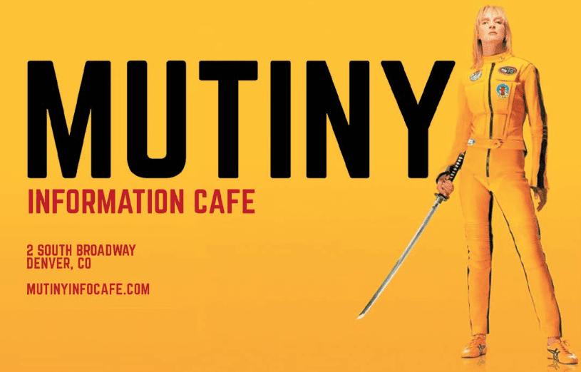 Mutiny Information Cage