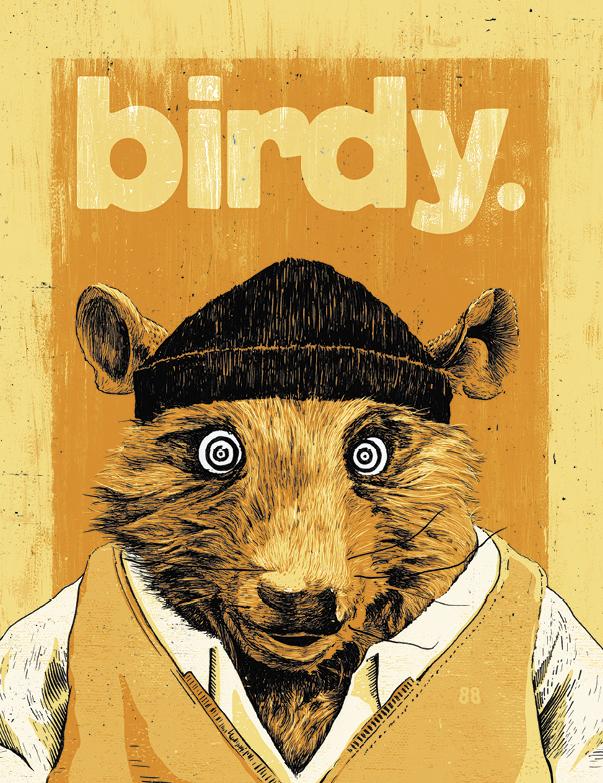 Birdy Issue 087