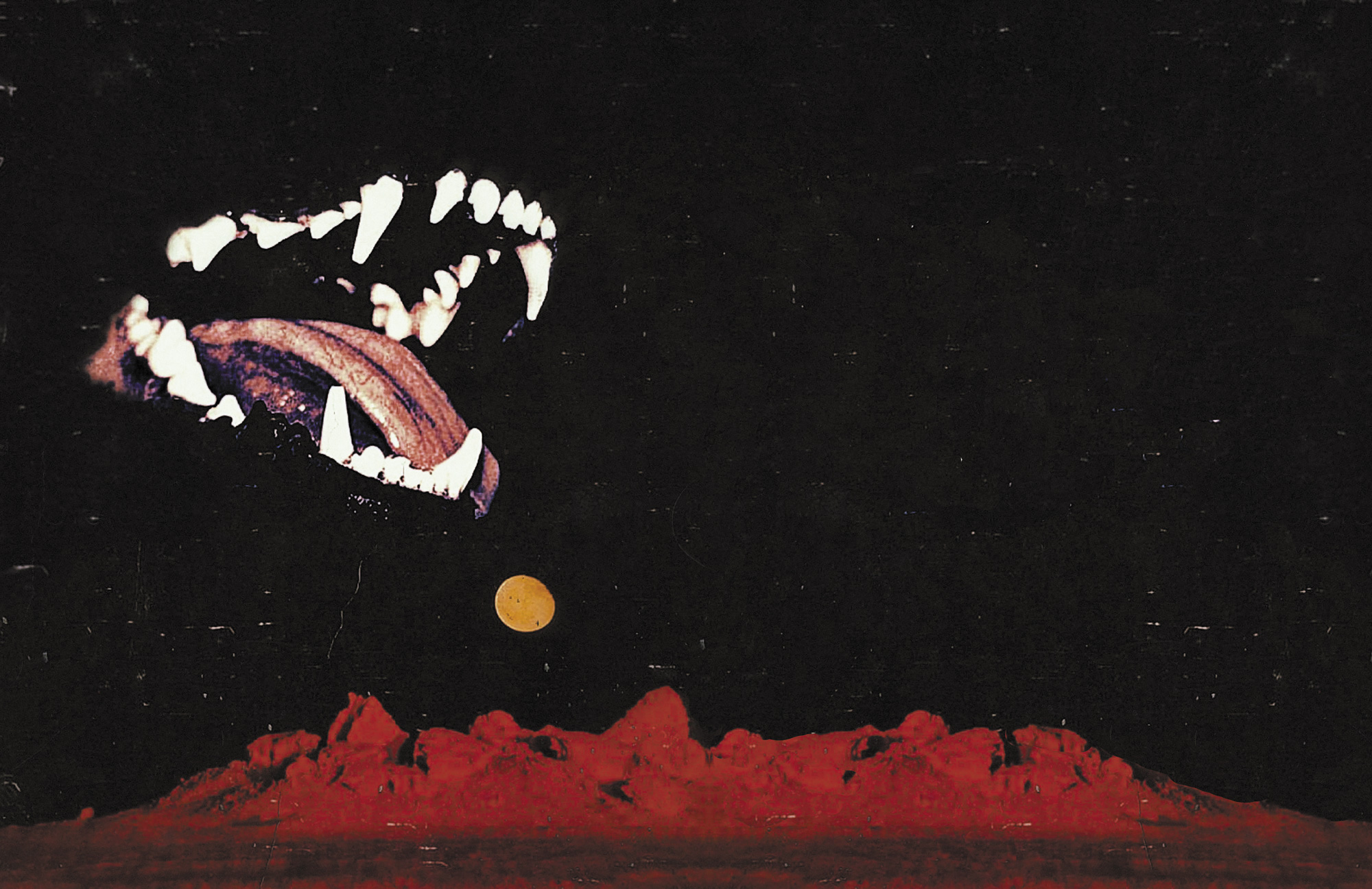 Dave Danzara The Killing Moon for Howl by Gray Winsler Birdy 091