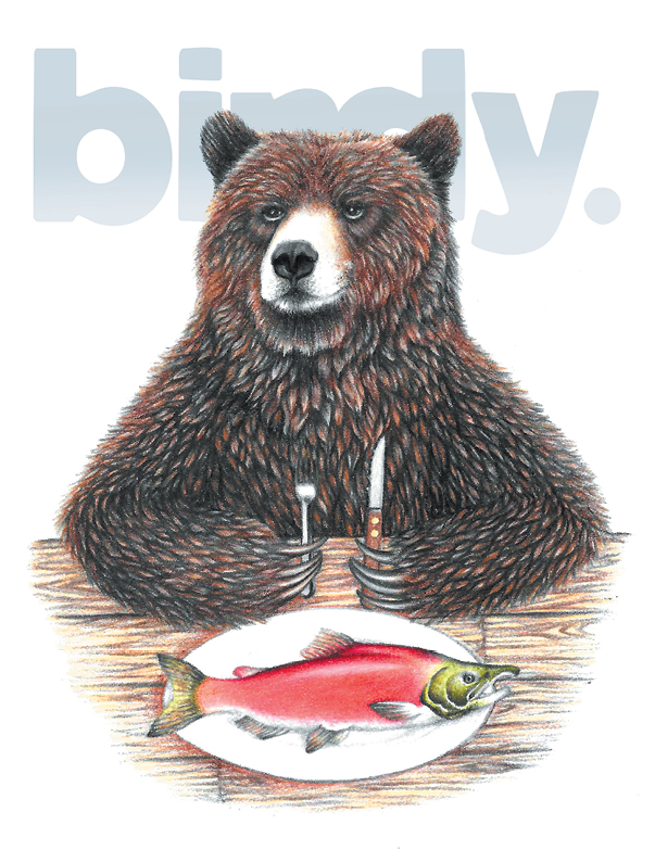 Birdy Issue 091 Cover
