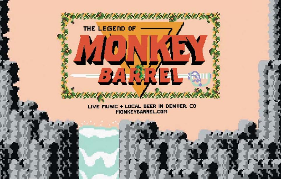 Monkey Barrel bar