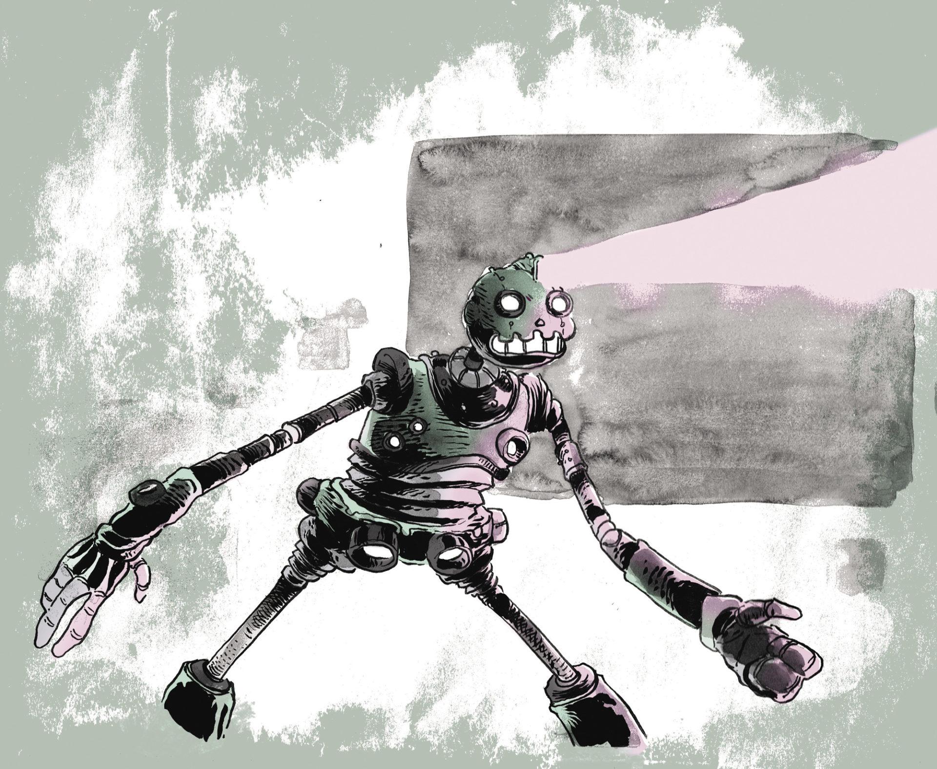 PeterGlanting_FlashlightHead_RobotSeries_Birdy091
