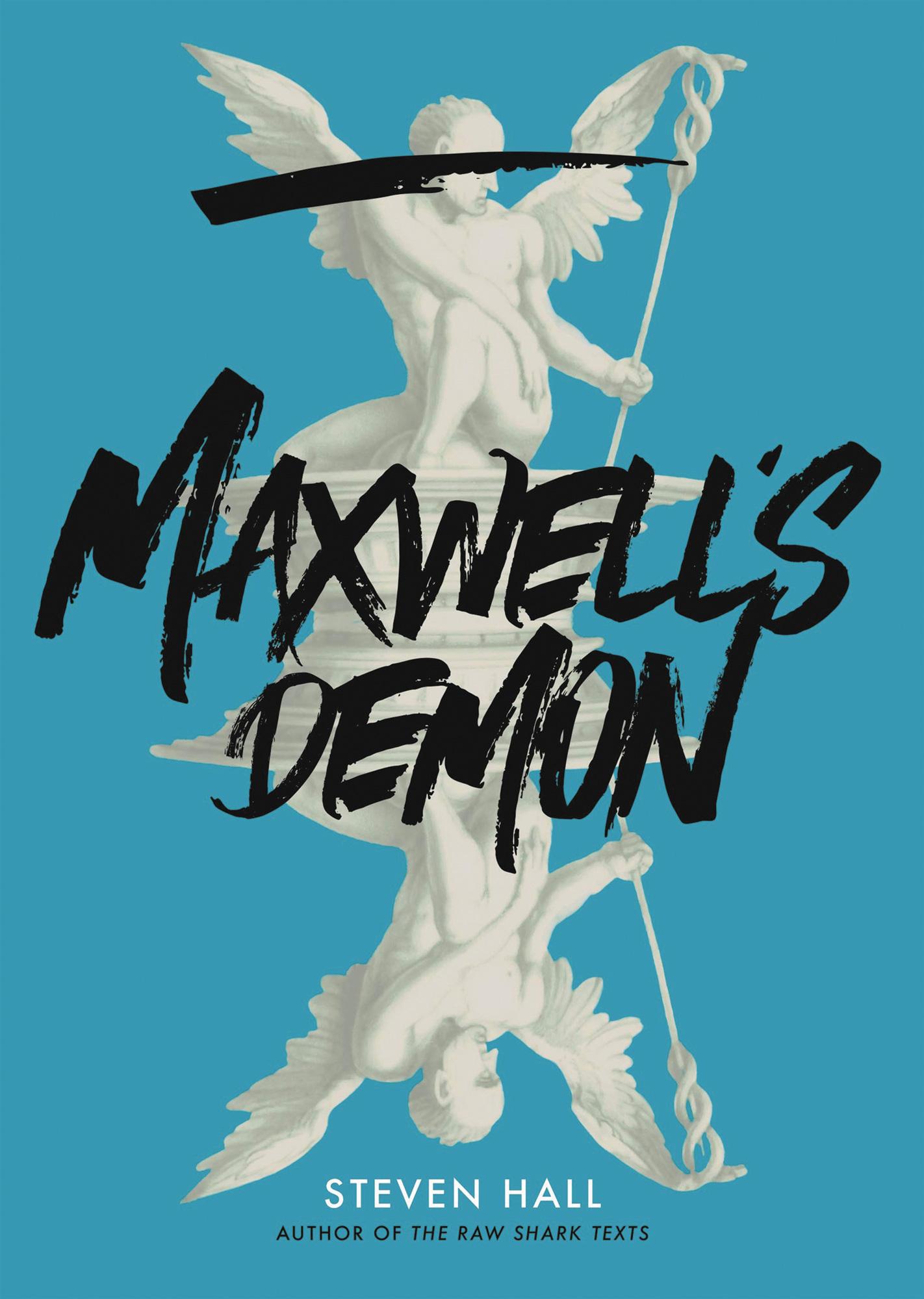 Maxwell'sDemon_StevenHall_BirdyBookClub