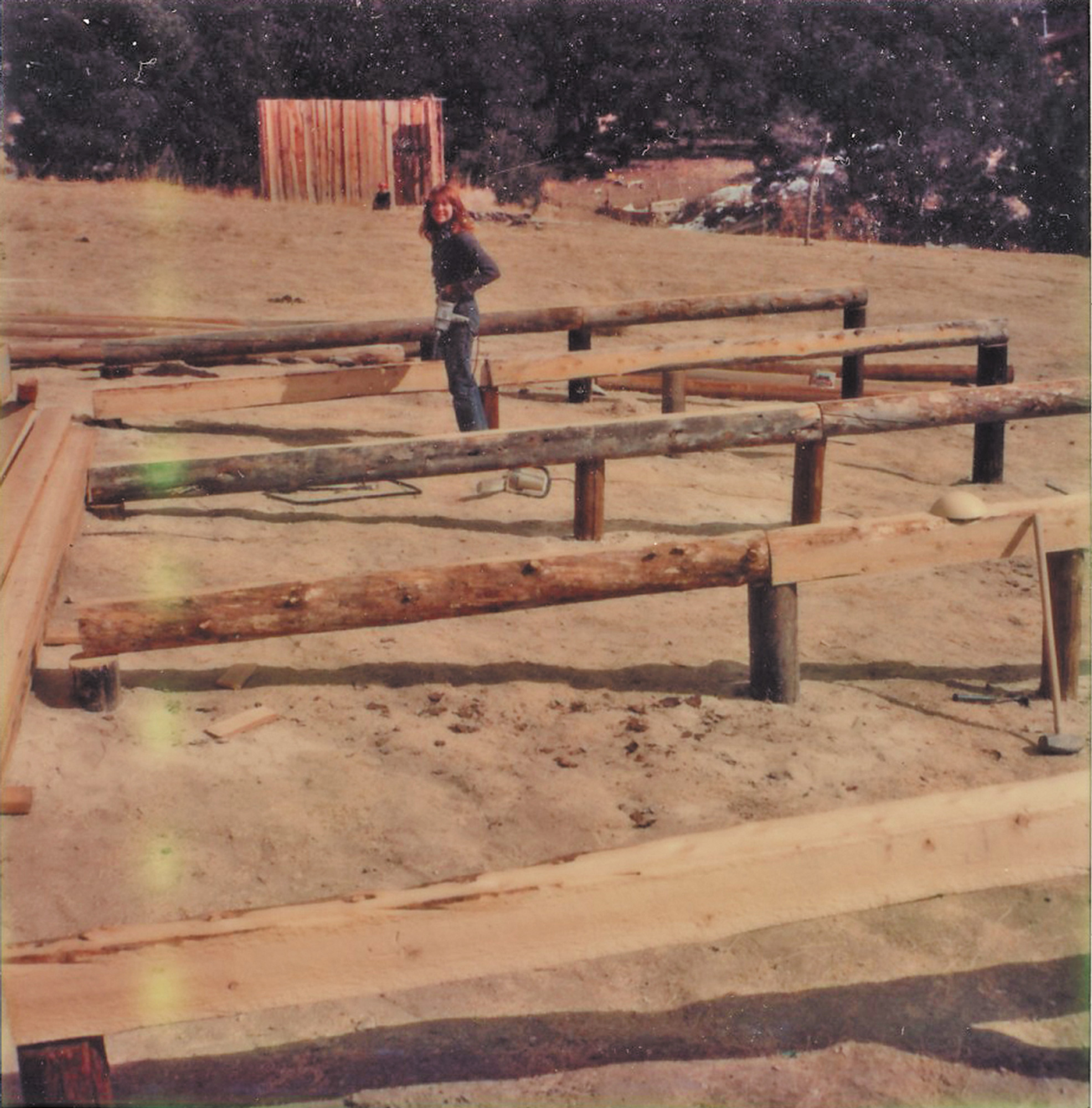 The World Needs More Libres_LindaFlemming_Beatie_Wolfe_7.-LF-house-floor-joists-1978
