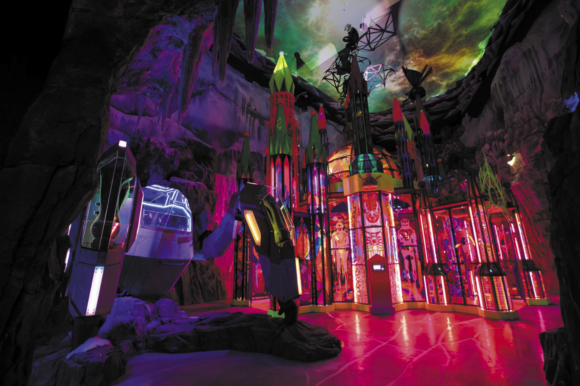 Cathedral-_-Lead-Artist--Matt-King-_-Photo-by-Kate-Russell_Meow Wolf: A Look into the 4 Converged Worlds by Jordan Rumsey