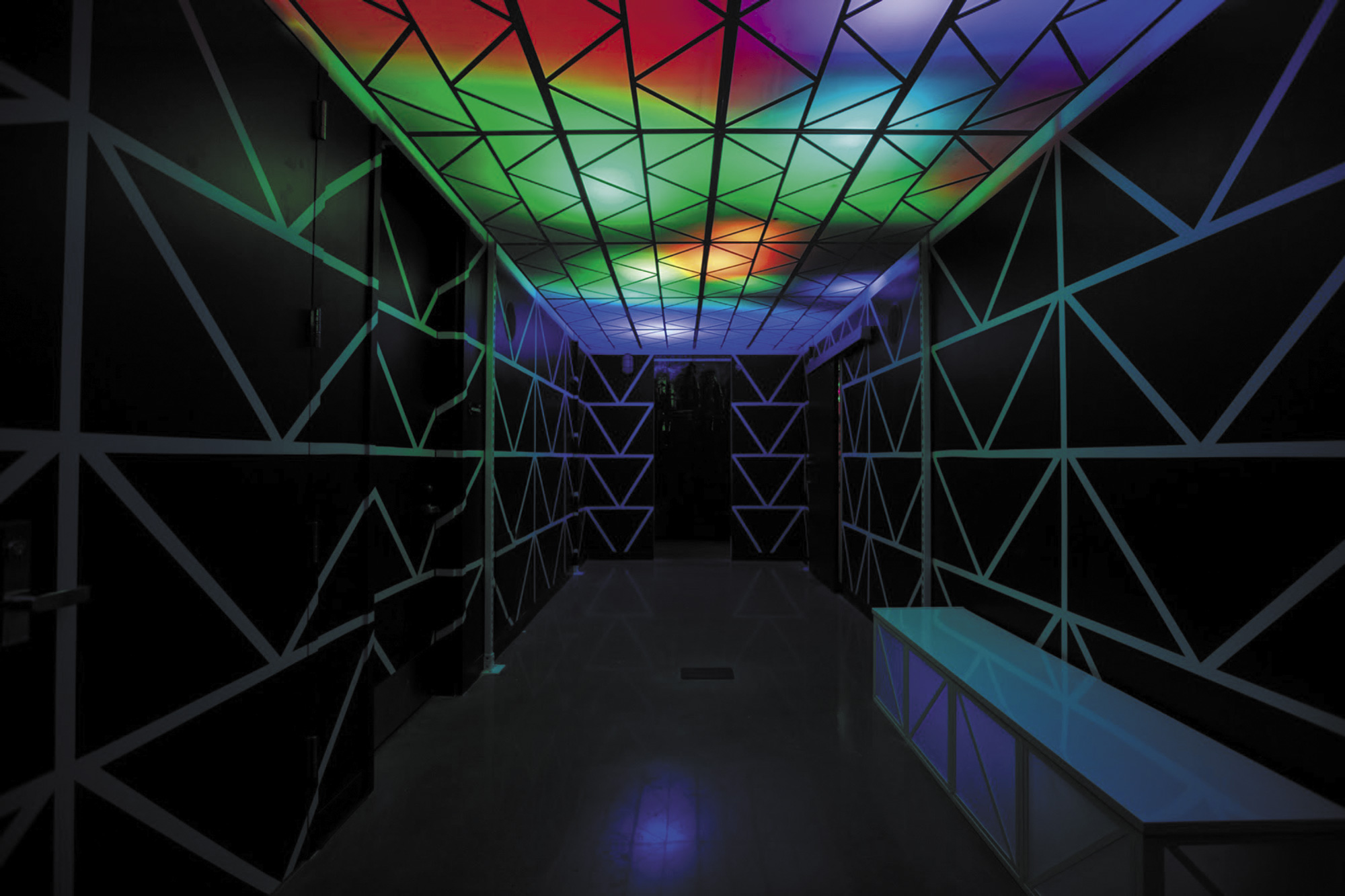 LightCanopy-LeadArtistKevin-Bourland_Meow Wolf: A Look into the 4 Converged Worlds by Jordan Rumsey