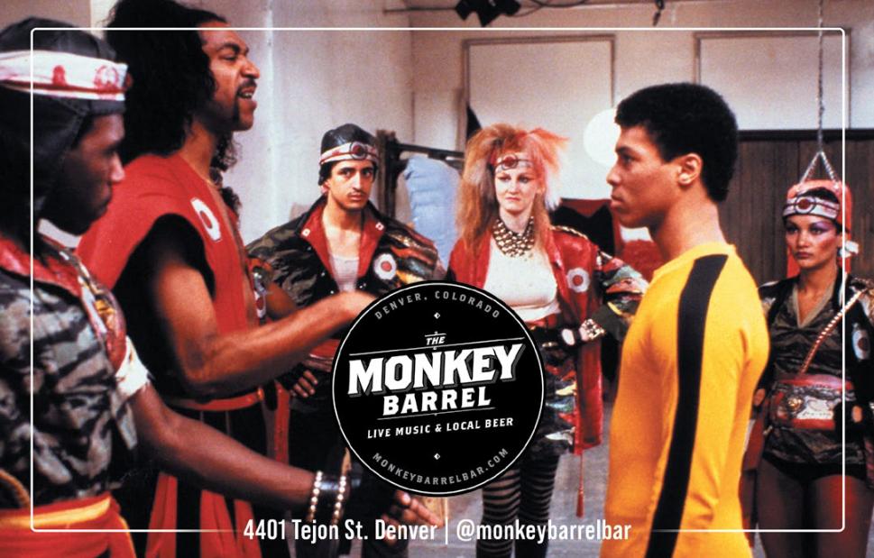 The Monkey Barrel
